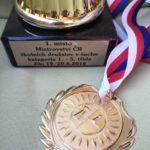 medaile za 1. místo