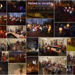 pochod se světýlky